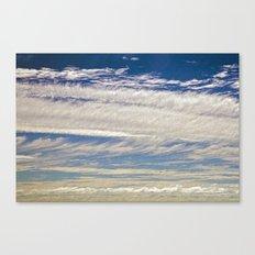 CLOUD CAPRICE Canvas Print
