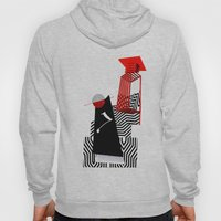 collage love :Monk Hoody