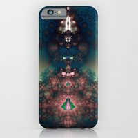 iPhone & iPod Case featuring Green Fairy Tale by Design Windmill