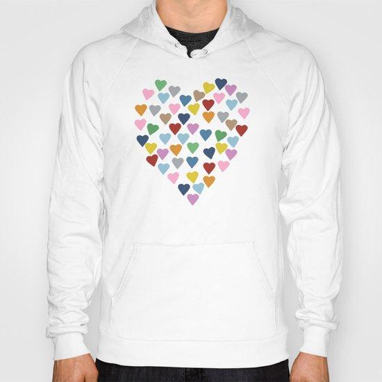 Hearts Heart Hoody