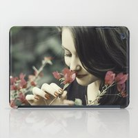 The Flower Lady iPad Case