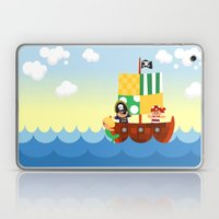 Pirate Ship Laptop & iPad Skin
