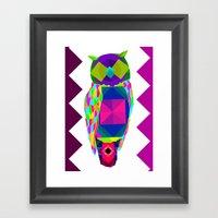 Buhoiris Framed Art Print