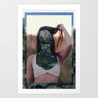 To do list: Travel and Shoot Art Print