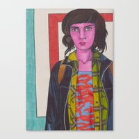 My Name Is Jessica Hyde Canvas Print