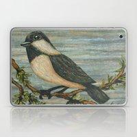 Bird On A Branch Laptop & iPad Skin