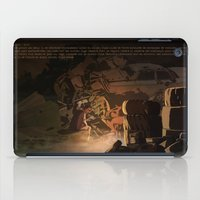 Parasomnia 04  iPad Case