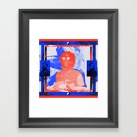 Love Song For The Idea of Forgetting Framed Art Print