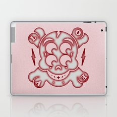 Skully with Love Laptop & iPad Skin