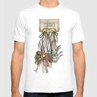 Where Love Went To Die O… Mens Fitted Tee White SMALL