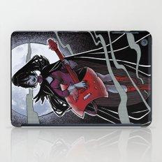 Night of the scream queen II iPad Case