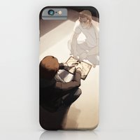 iPhone & iPod Case featuring Bad Moon Rising by Blue