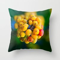 In The Shape Of  A Heart… Throw Pillow