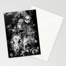 tortured souls Stationery Cards