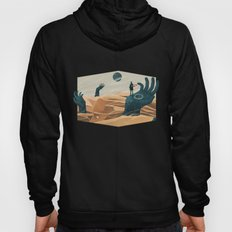 The Wanderer And The Des… Hoody