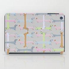 Going Dachs iPad Case