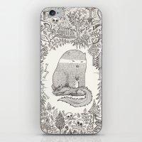 Froggle, Doggle And Pogg… iPhone & iPod Skin