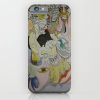 iPhone & iPod Case featuring farm by Dan Feit
