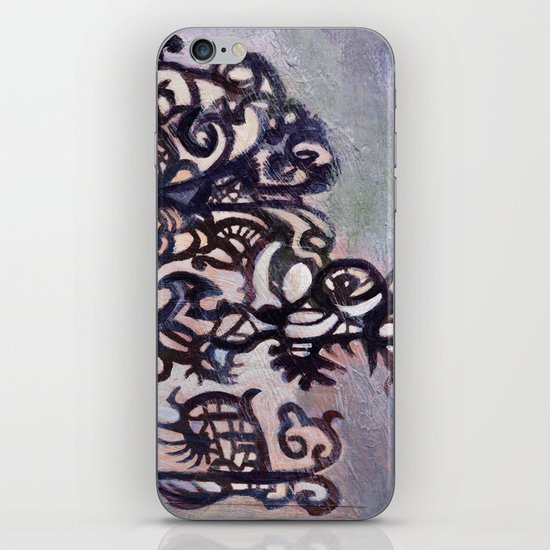 ladies from my dream iPhone & iPod Skin