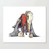 Gnobo Canvas Print