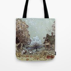 The Gardens Of Astronome… Tote Bag