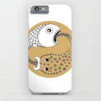 iPhone & iPod Case featuring pisces by guidtati