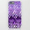 1000 Little Islands (violet-purple) iPhone & iPod Case