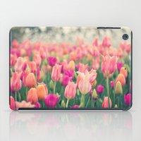 Tulips At Cheekwood iPad Case