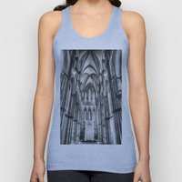 Rochester Cathedral Unisex Tank Top