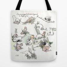 vosmangoest Tote Bag