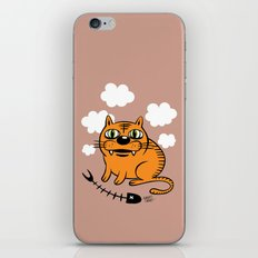 FAT CAT iPhone & iPod Skin