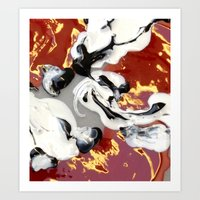 Apasavello Untitled One Art Print