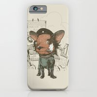 iPhone & iPod Case featuring Che huahua by Clinton Jacobs