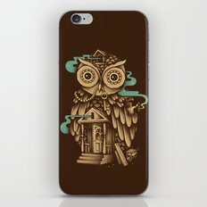 Night Watch iPhone & iPod Skin