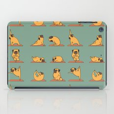 Pug Yoga iPad Case