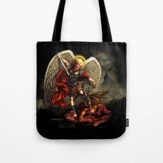 San Miguel Arcangel Tote Bag