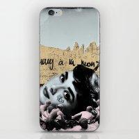 Audrey Hepburn à La Mon… iPhone & iPod Skin