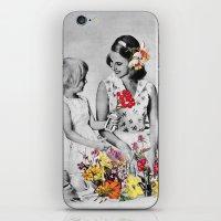 Plantae Wash Out iPhone & iPod Skin
