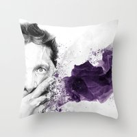 In the Flesh Pt. 1 Throw Pillow