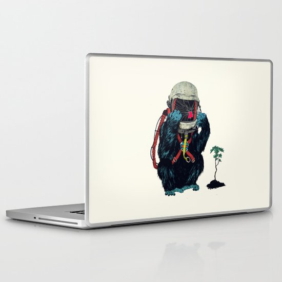 Clams Laptop & iPad Skin