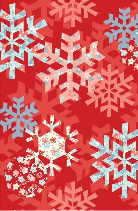 Snowflake Dream Art Print