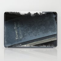 24 Hours A Day iPad Case