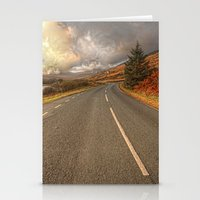 Road Of Colours Stationery Cards