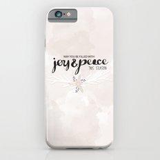 Joy & Peace Slim Case iPhone 6s