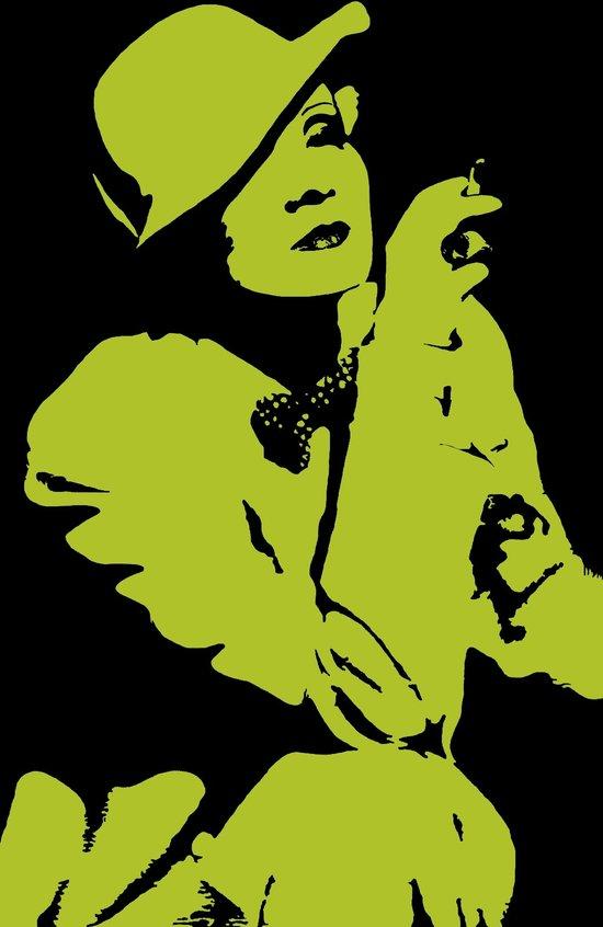 Marlene Dietrich #2 Art Print