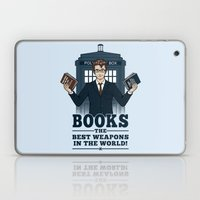 The Best Weapons in the World Laptop & iPad Skin