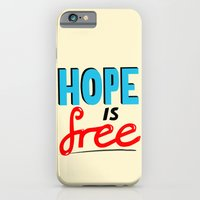 iPhone & iPod Case featuring Free Hope by Prince Arora