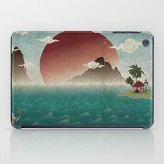 Three Of Seven iPad Case