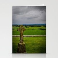 cross Stationery Cards featuring Cross by Hirstly Photography & Design