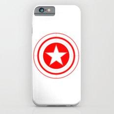 Capitaine Amérique Slim Case iPhone 6s